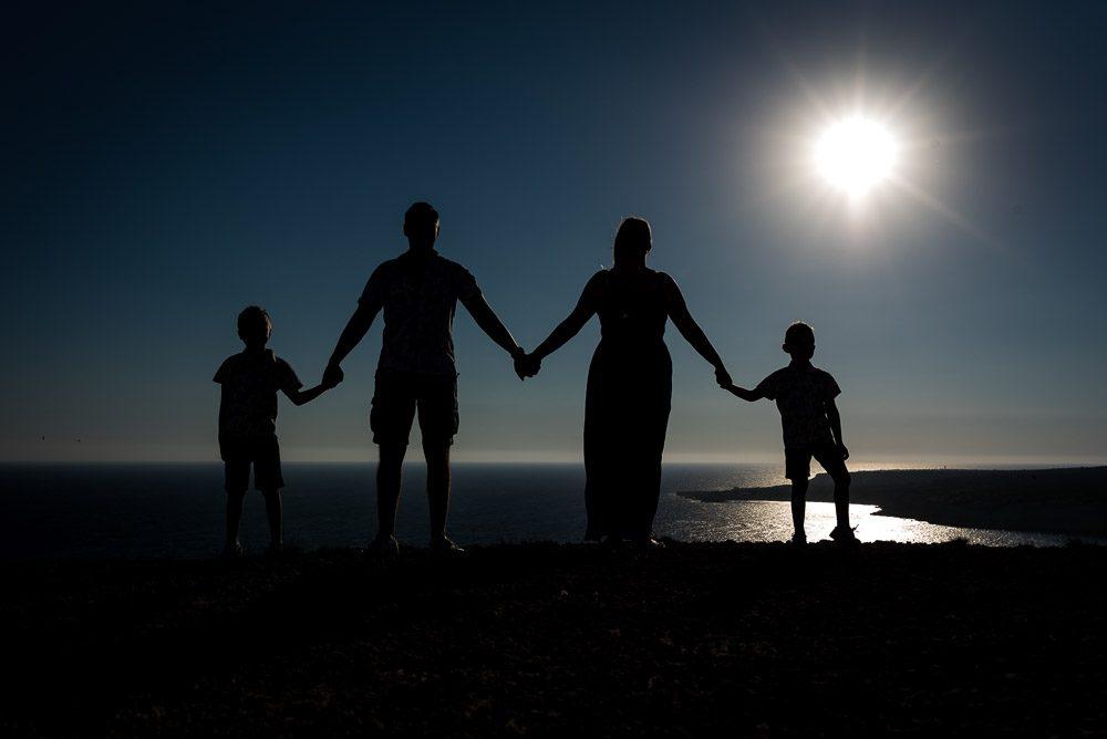 Akrotiri Family Photographer - The Frames