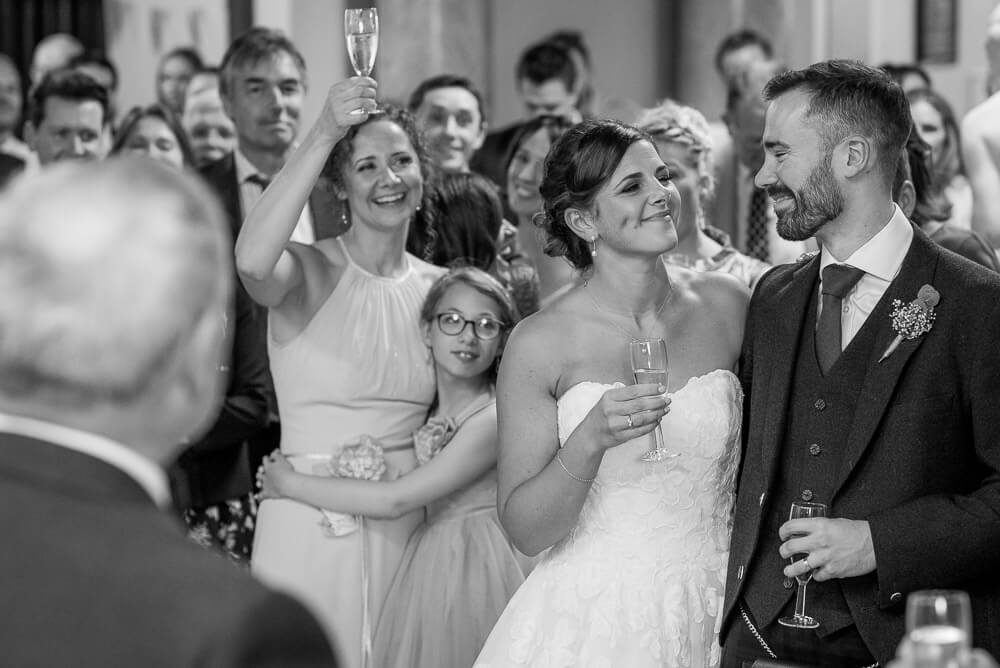 Leith Theatre Wedding Photographer