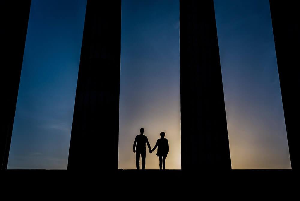 Edinburgh Wedding Anniversary