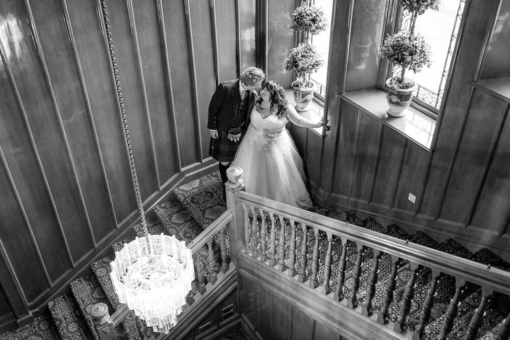 Cartland Bridge Hotel Wedding Photographer