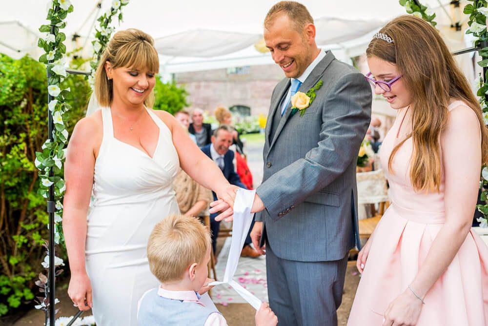 New Mills Wedding Photographer - Claire & Nicky