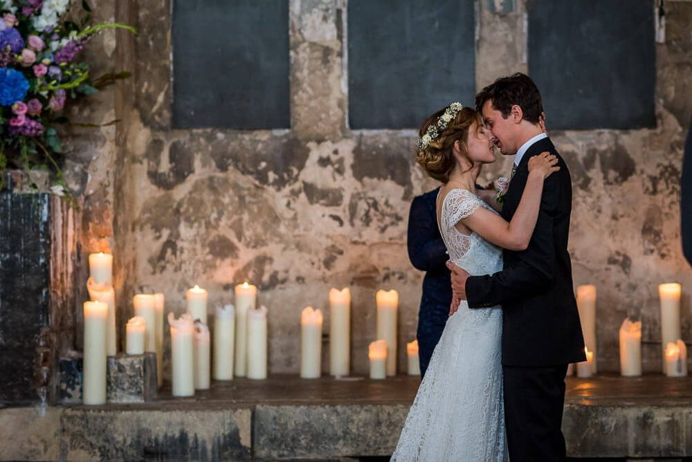 Peckham Asylum Wedding Photographer