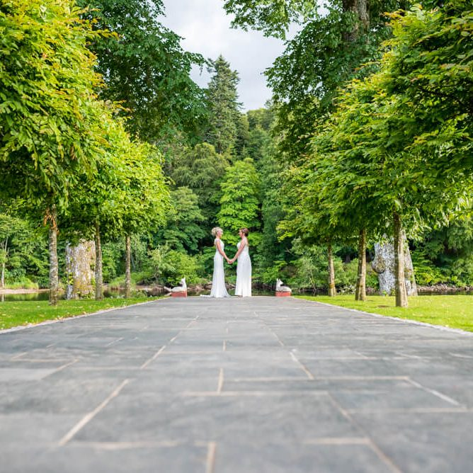 Dunkeld House Hotel Wedding Photographer