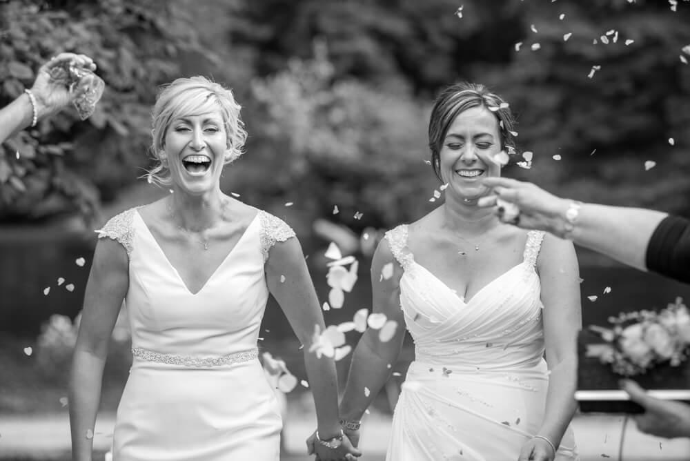 Brides confetti