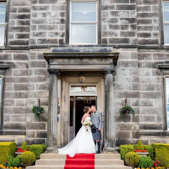 Garvock Hotel Wedding Photographer