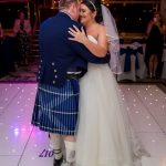 Bride and Groom first dance at the Parkville Hotel