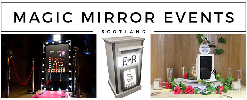 Magic Mirror Events Scotland Special Offer